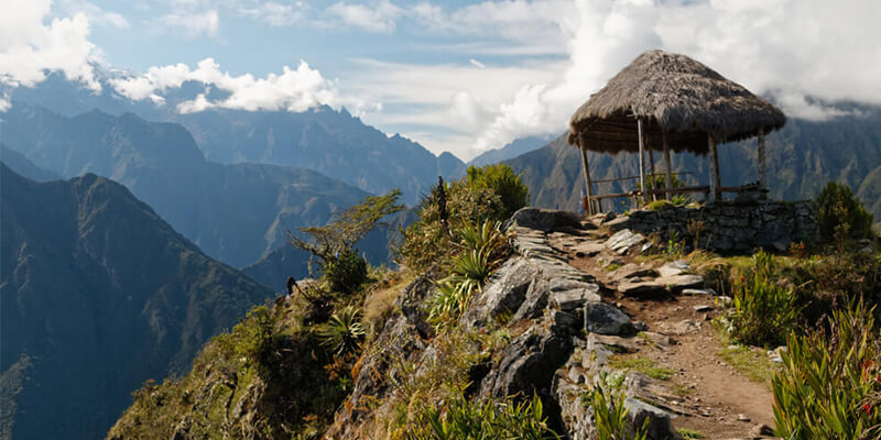 Boleto de ingreso a Machu Picchu - Montaña Machu Picchu