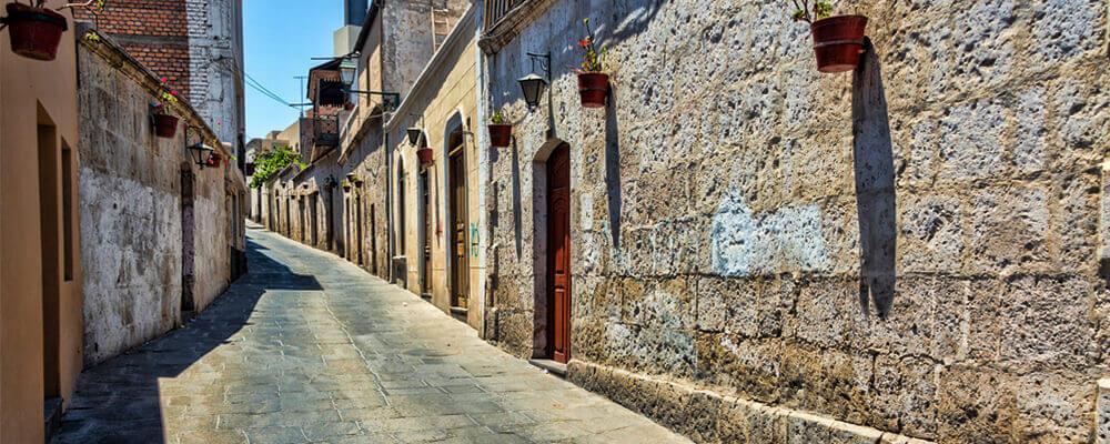 ¿Qué hacer en Arequipa? - El Barrio de San Lázaro