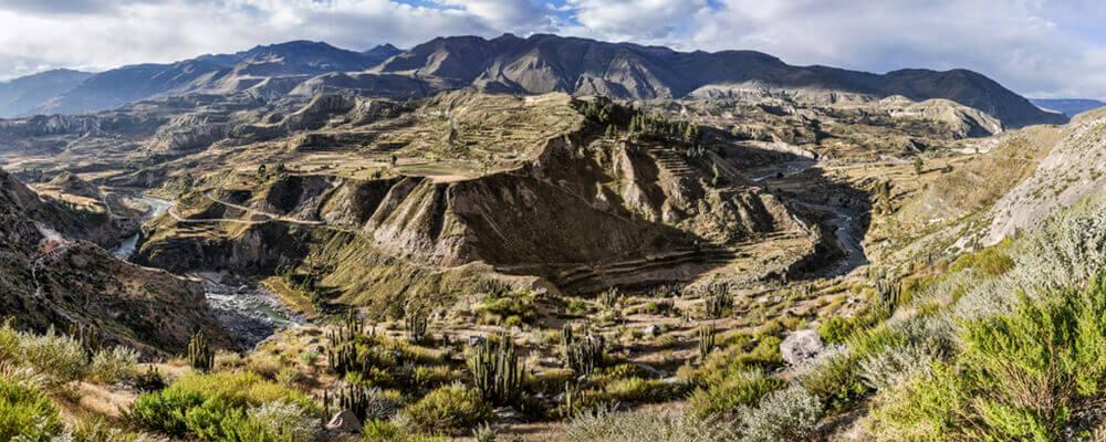 ¿Qué hacer en Arequipa? - El Cañón del Colca