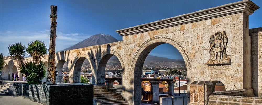 ¿Qué hacer en Arequipa? - El Mirador de Yanahuara