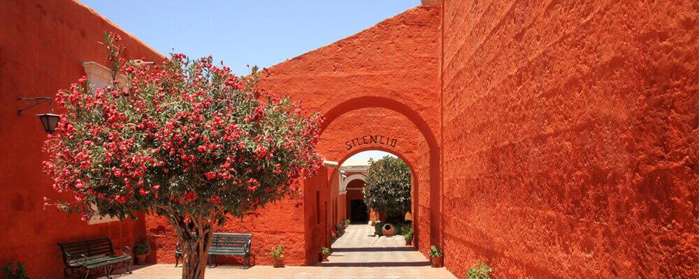 ¿Qué hacer en Arequipa? - Monasterio de Santa Catalina