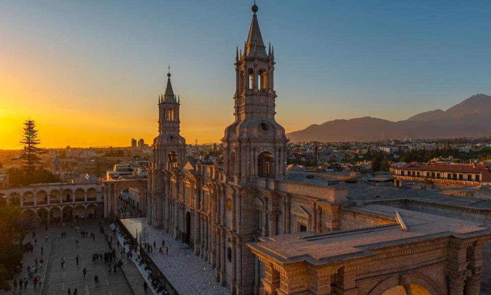 ¿Qué hacer en Arequipa?