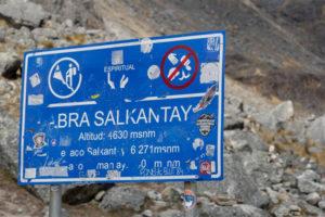 Abra Salkantay