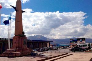 Aeropuerto del Cusco - Velasco Astete