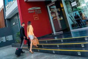 Allpa Hotel Suites