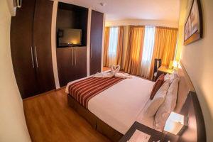 Allpa Hotel Suites Habitación
