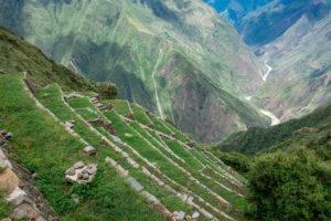Andes en Choquequirao