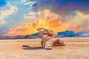 Desierto Salar de Uyuni