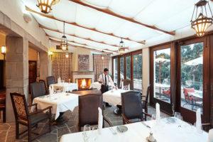 Belmond las Casitas del Colca Restaurante
