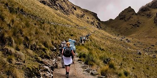 Portada del Camino Inca de 04 Días