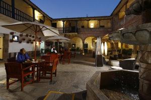 Casa Andina Premium Cusco Patio