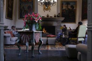 Casa Andina Premium Cusco Lobby