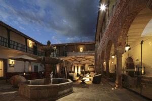Casa Andina Premium Cusco Pileta