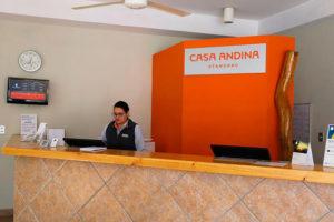 Casa Andina Standard Nasca Recepción