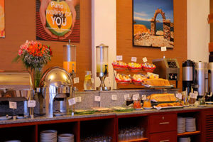 Casa Andina Standard Puno Restaurante