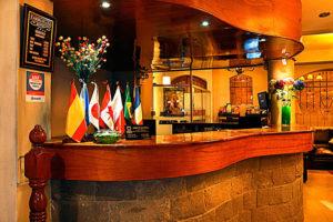 Casona Plaza Recepción