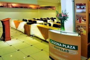Casona Plaza Hotel aqp Sala de Conferencias