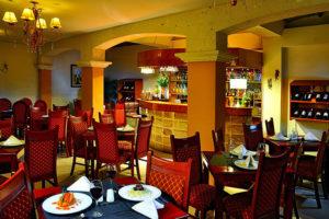 Casona Plaza Hotel aqp Restaurante