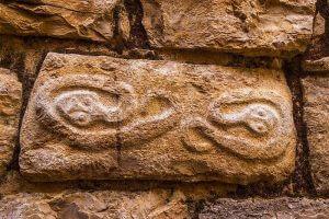 Fortaleza de Kuélap Chachapoyas Tallados en Roca