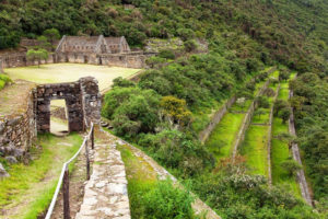 Sitio Arqueológico Choquequirao