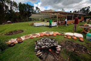 Clases demostrativas de cocina en Cusco - Pachamanca