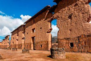 Complejo arqueológico de Raqchi