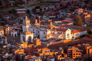 Basilica de Nuestra Señora de Copacabana Bolivia