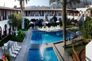 DM Hoteles Nazca Piscina