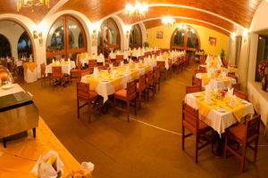 DM Hoteles Nazca Restaurante