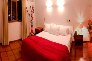 DM Hoteles Nazca Habitación