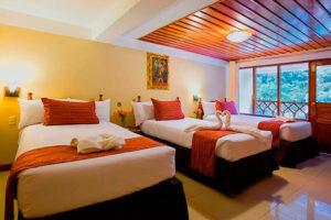 El Santuario Hotel Habitación