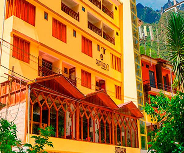 El Santuario Hotel - Chullitos Viajes