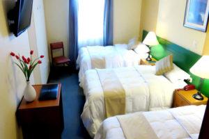 Ensueño Hotel Habitación