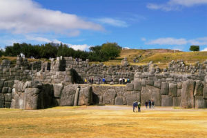 City tour Cusco Sacsayhuaman