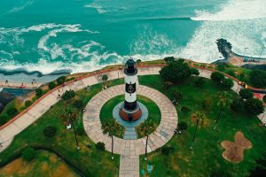 Faro de Miraflores en Lima
