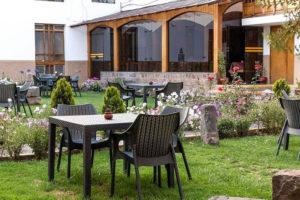 Hospedaje Monasterio de San Pedro Restaurante
