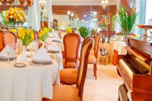 Hotel Antara Restaurante