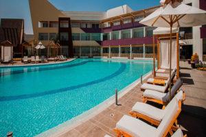 Hotel Aranwa Paracas Piscina