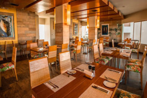 Hotel Aranwa Paracas Restaurante