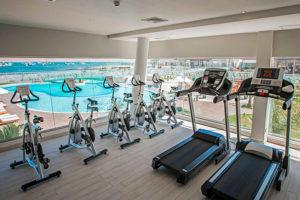 Hotel Aranwa Paracas Gym