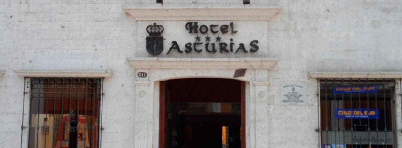 Hotel Asturias - Chullitos Viajes