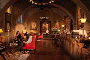 Belmond Hotel Monasterio Recepción