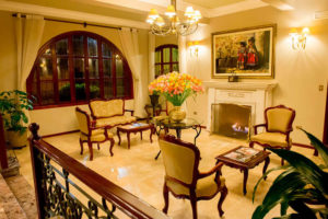 Hotel Cabildo Arequipa Lobby
