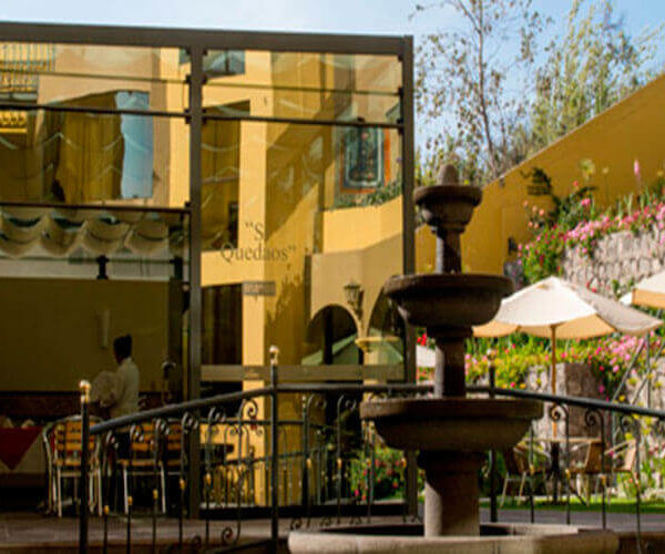 Hotel Cabildo Arequipa - Chullitos Viajes