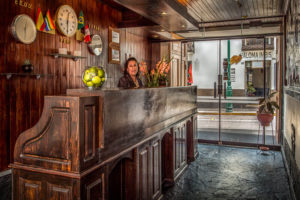 Hotel Casa Oblitas Cusco Recepción