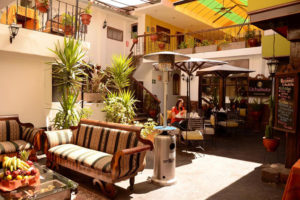 Hotel Casa Oblitas Cusco Lobby