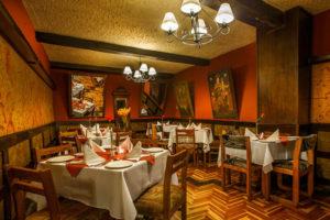 Hotel Casa Oblitas Cusco Restaurante