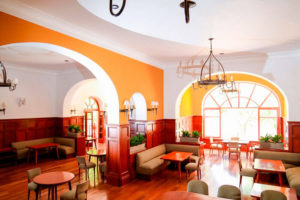 Hotel DM Hoteles Mossone Lobby