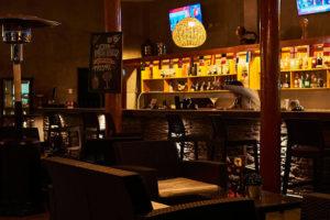 Hotel Fundo San Rafael Bar