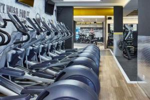 Hotel Fundo San Rafael Gym